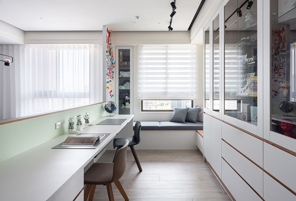 The house is full of natural and pure light - Interior Design Ideas