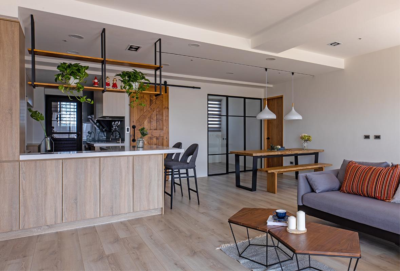 Black and white modern style house - Interior Design Ideas