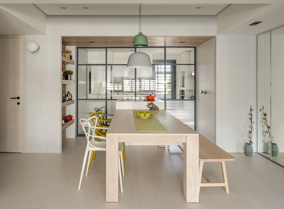 The house has a modern Japanese style - Interior Design Ideas