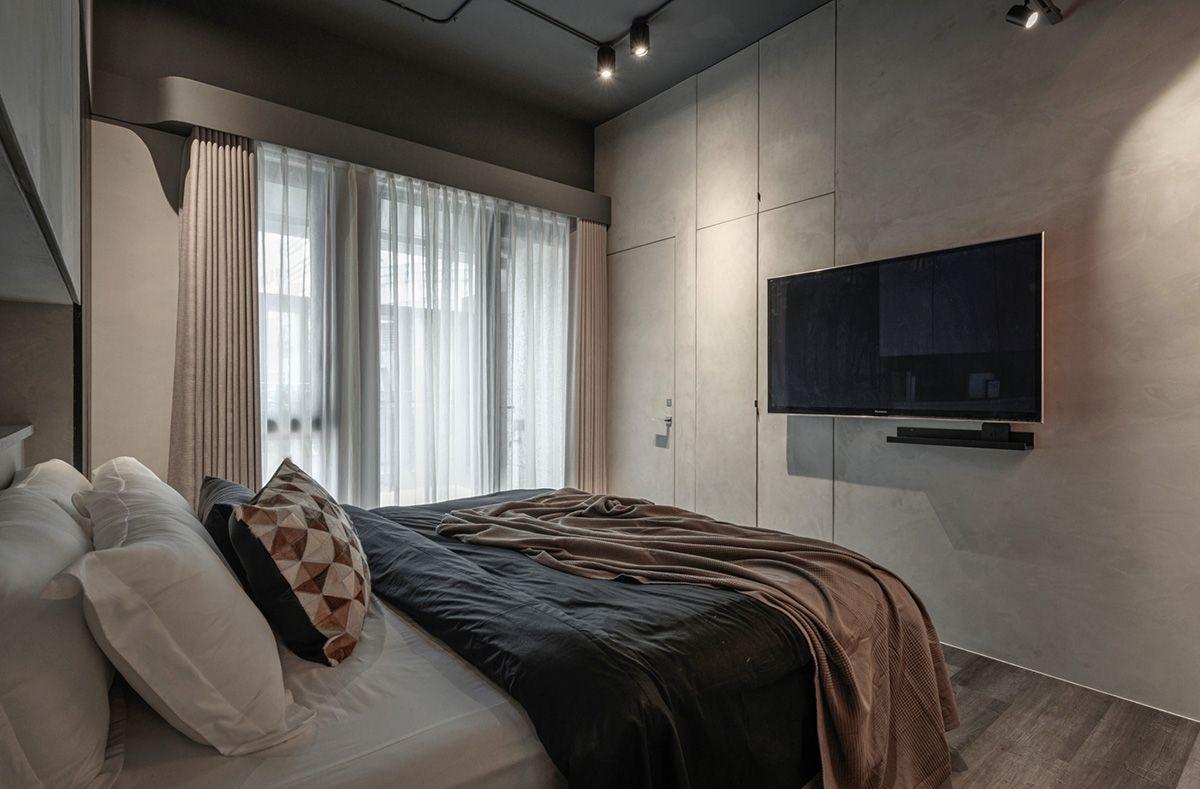 Ordinary hardcore house - Interior Design Ideas