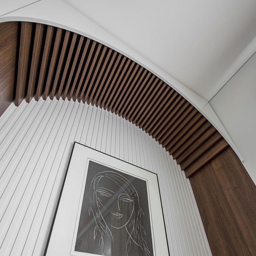 The house attracts sunlight - Interior Design Ideas