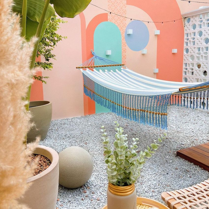 Colorful Nordic style home decoration - Interior Design Ideas
