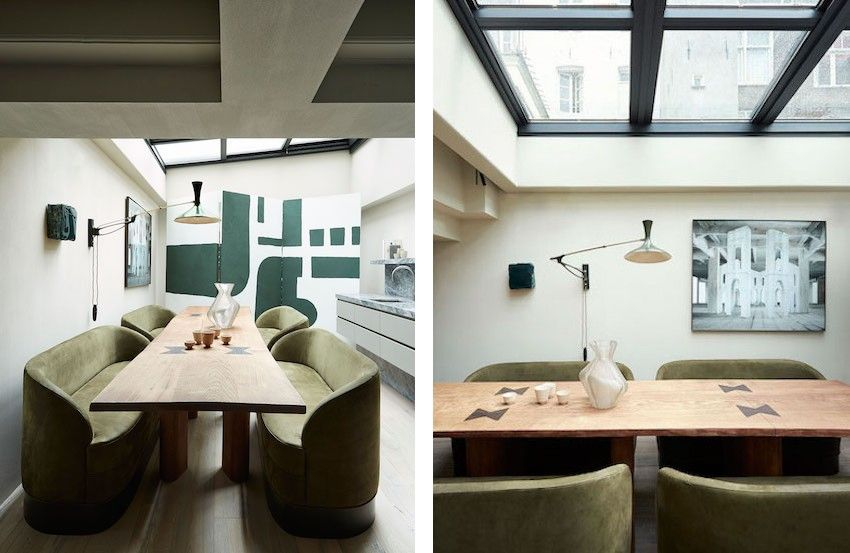 Elegant personality house - Interior Design Ideas