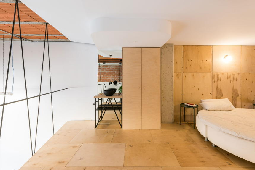 Increase the space to get light for the house in Spain - Interior Design Ideas