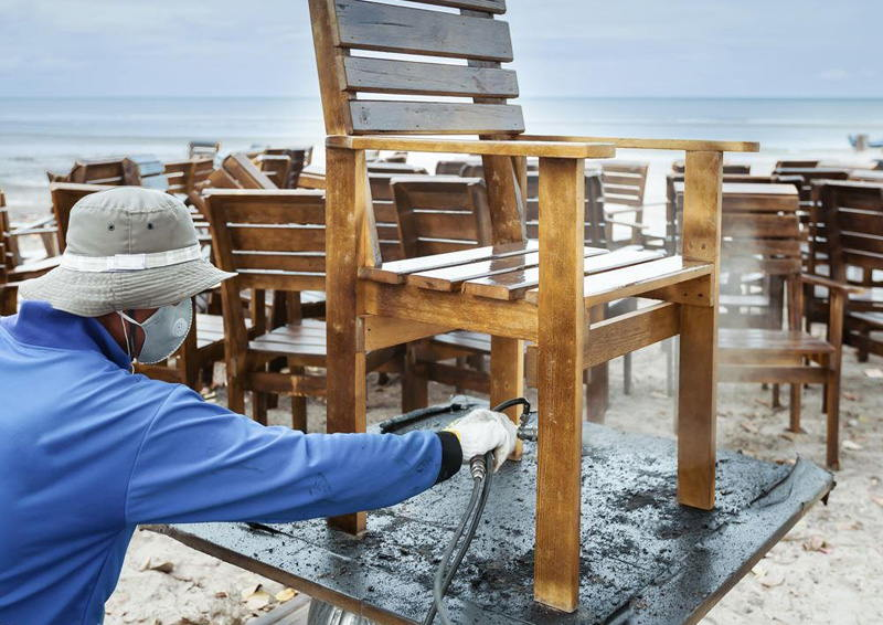 Fastest and best scratch remover tips on wooden furniture - Interior Design Ideas