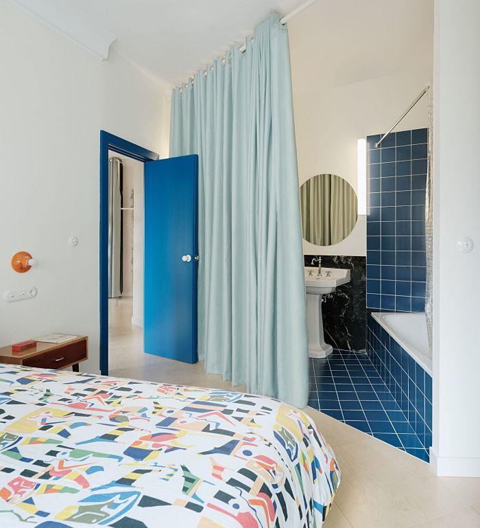 Translucent reinforced concrete house - Interior Design Ideas