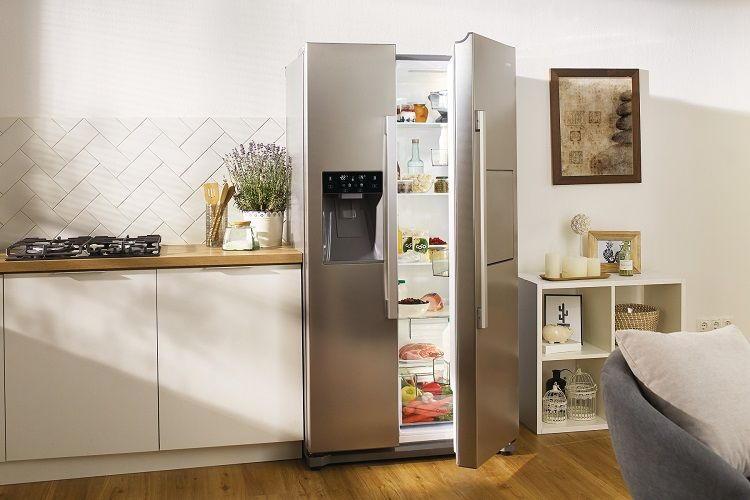 Fridge placement in kitchen - 8 great ideas - Interior Design Ideas