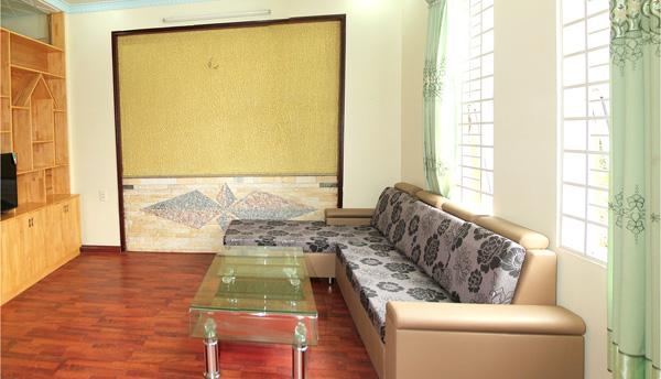 Căn hộ cho thuê - Kiến trúc đẹp Hải Phòng