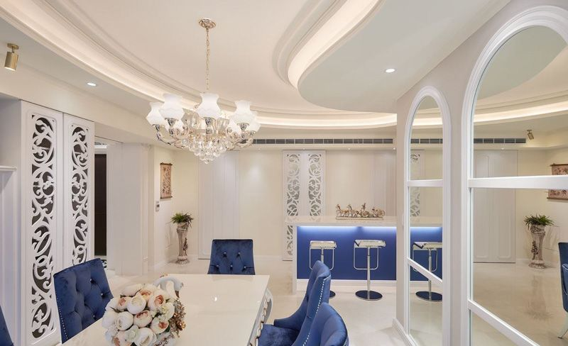 Enjoy the neoclassical space - Interior Design Ideas