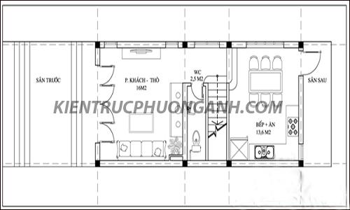 TANG%201 - [Nhà phố 3 tầng] Anh Hải - Ngô Quyền HP