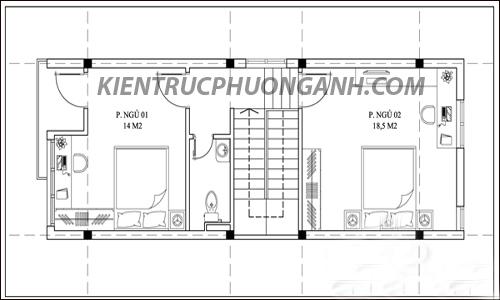 TANG%202 - [Nhà phố 3 tầng] Anh Hải - Ngô Quyền HP